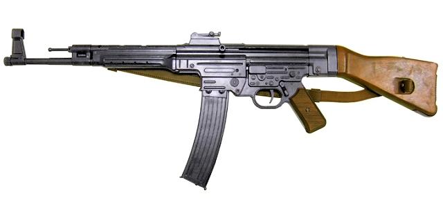 デニックス 【Denix】 StG44アサルトライフル レザーベルト付き 1125/C