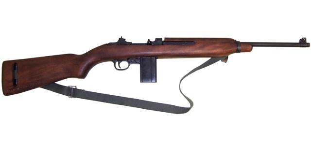 デニックス 【Denix】 M1 カービン銃 ウィンチェスター ベルト付き 1122/C