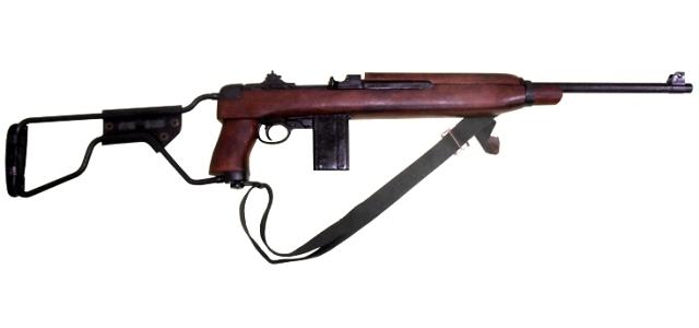 デニックス 【Denix】 M1A1 カービン銃 パラトルーパモデル 1131/C