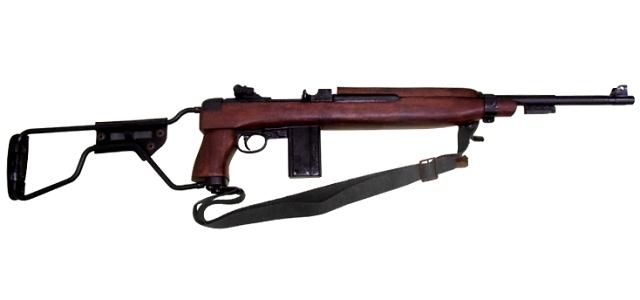 デニックス 【Denix】 M1A1 カービン銃 パラトルーパモデル 1132/C