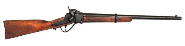 デニックス 【Denix】 シャープスカービン銃 ブラック 1142/N