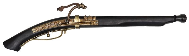 デニックス 【Denix】 火縄銃 ポルトガル伝来モデル ブラック 1272/N
