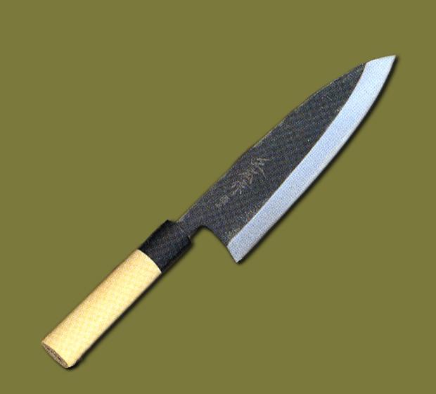 【正広】 最上 黒出刃 210mm