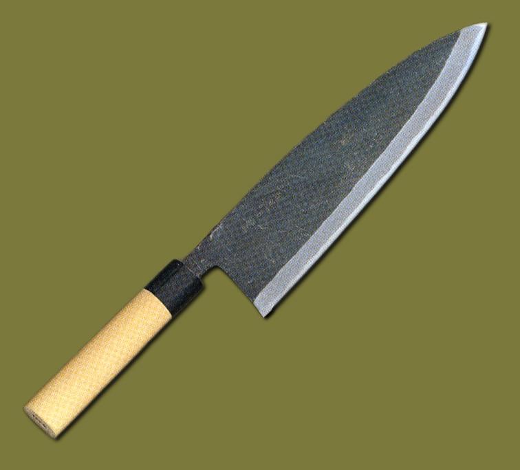 【正広】 最上 鮭出刃 300mm