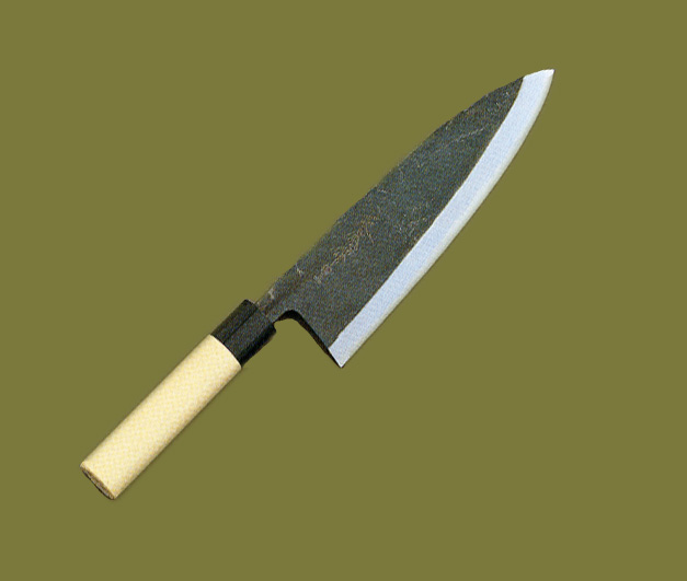 【正広】 特上 鮭出刃 240mm