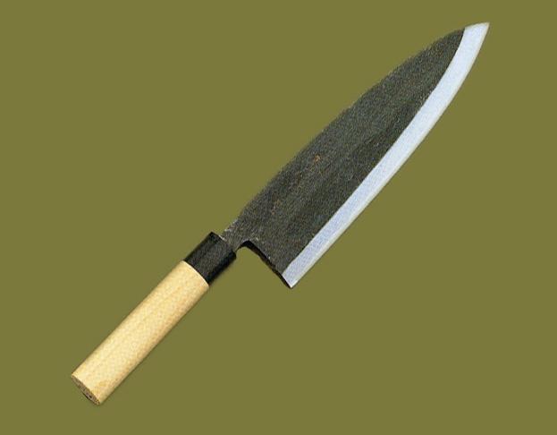 【正広】 特上 鮭出刃 270mm