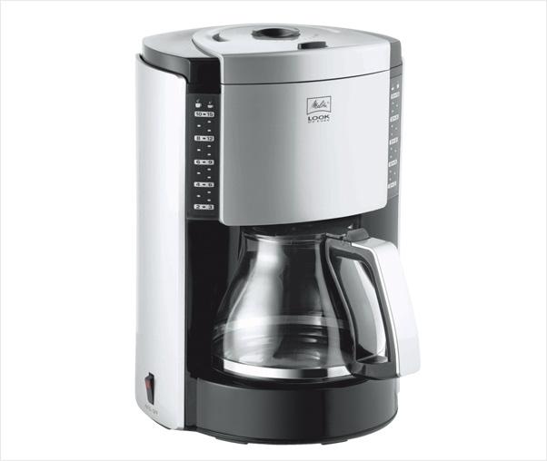 メリタ 【Melitta】 コーヒーメーカー ルック デラックス II MKM-9110