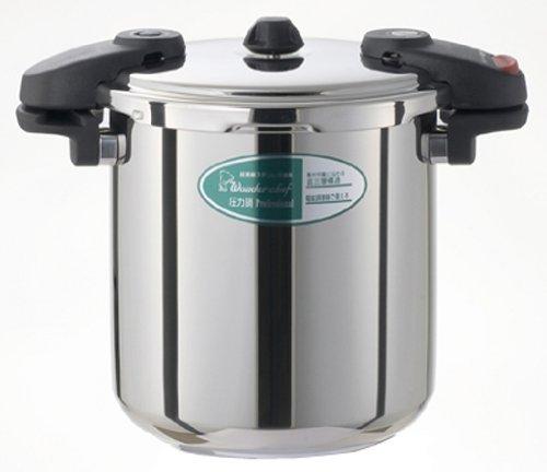 ワンダーシェフ 【wonder chef】 両手圧力鍋 10リットル NMDA10