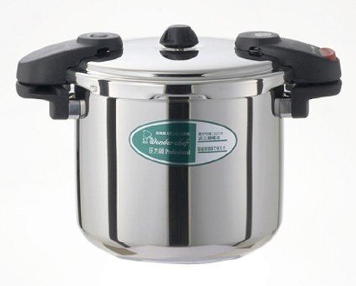 ワンダーシェフ 【wonder chef】 両手圧力鍋 8リットル NMDA80