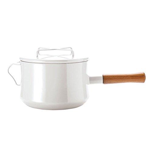 ダンスク 【DANSK】 コベンスタイル 片手鍋 深型 18cm ホワイト 857875