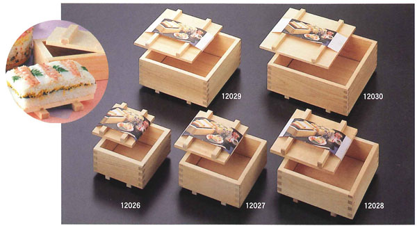 箱寿司器 30cm(約1升)