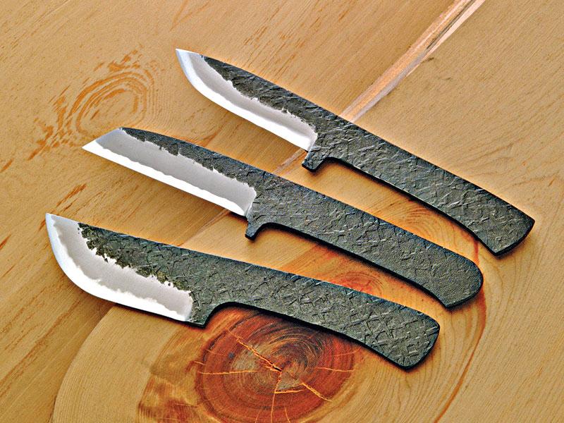 【関兼常】 美濃傳和鉄製錬 細工師匠・両刃 剣刃 KW-17