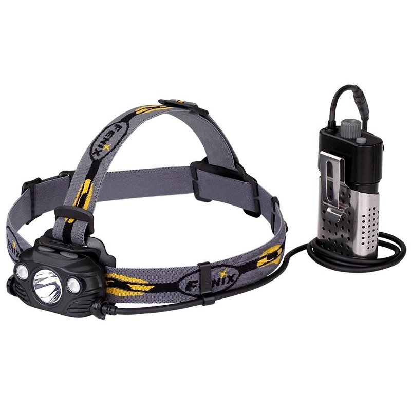 Fenix/フェニックスライト HP30R XM-L2/XM-G2 R5 LED ヘッドライト 明るさ最高1750ルーメン USB充電式