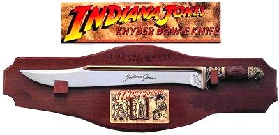 【United Cutlery】 ユナイテッドカトラリー Indiana Jones Khyber Bowie Knife 2nd Edition インディージョーンス カイバーボウイナイフ 2ndエディション