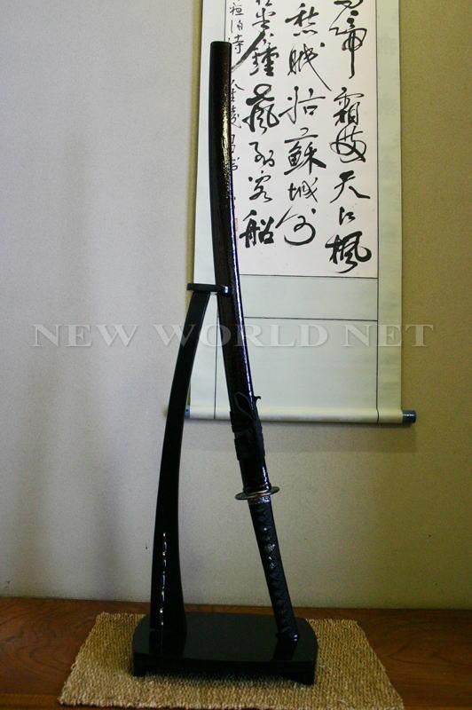 【美術模造刀剣】 明智光秀拵え AF-53