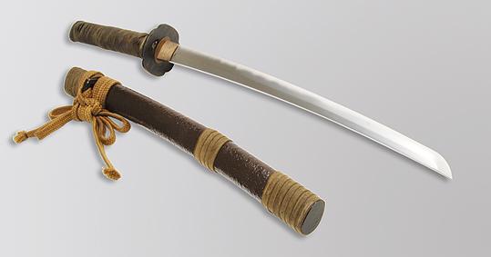 【美術模造刀剣】 カムイ刀 ZS-600