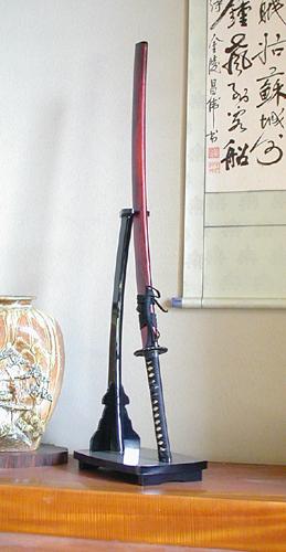 美術模造刀剣 孫六兼元(三本杉) 大刀