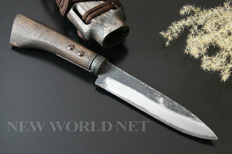 【佐治武士】 Takeshi Saji 狩猟刀