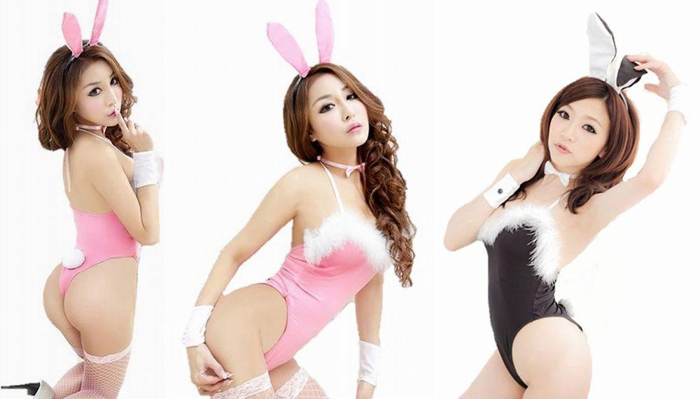 My sexy bunny girls