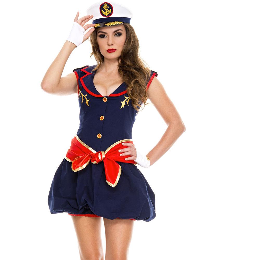 あす楽 セール メーカー公式 船長 100%品質保証! コスプレ 仮装 キャプテン MLサイズ セイラー コスチューム ハロウィン