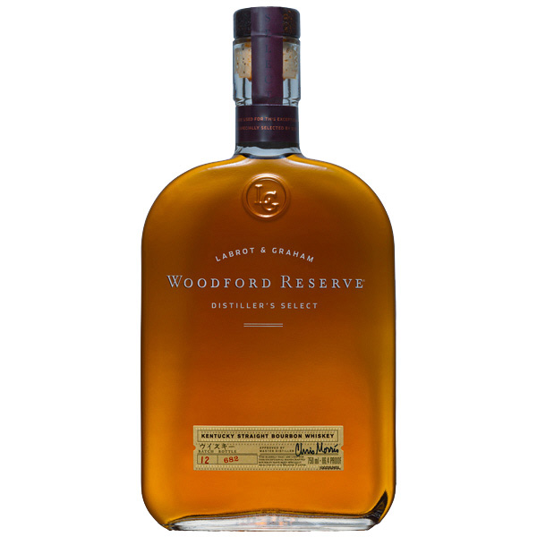 お祝い お礼 贈答 贈り物 お酒のギフトはお任せ下さい ウッドフォード リザーブ 43度 750ml(正規輸入品)