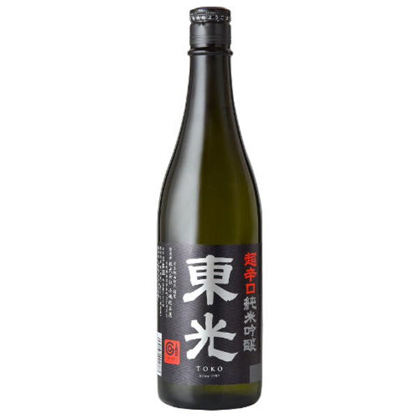 お祝い 贈り物 お礼 贈答 人気ブランド お酒のギフトはお任せ下さい 720ml 地酒 東光 超辛口純米吟醸 日本酒