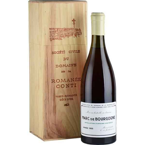 お中元 ギフト お酒 マール・ド・ブルゴーニュ ロマネ・コンティ  Marc de Bourgogne DRC 1995 700ml