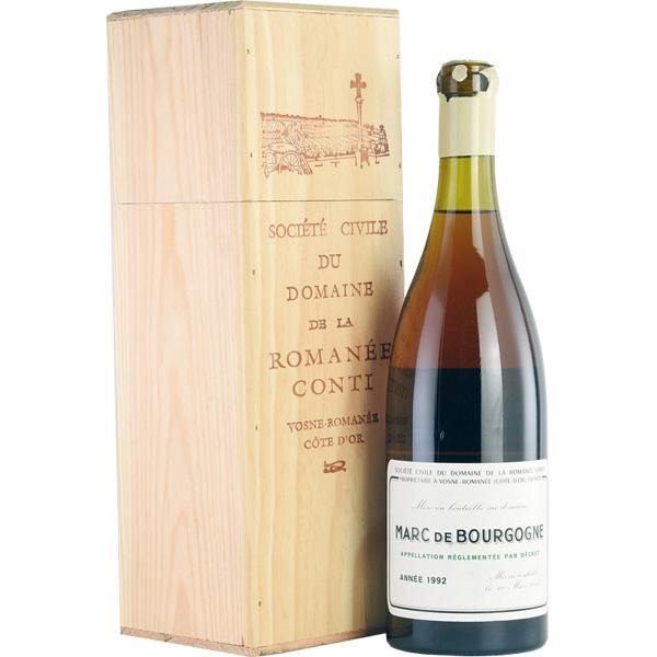 お中元 ギフト お酒 マール・ド・ブルゴーニュ ロマネ・コンティ  Marc de Bourgogne DRC 1992 700ml