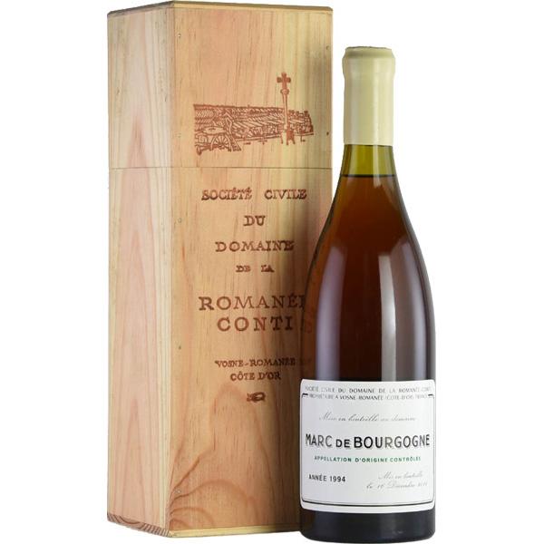 お中元 ギフト お酒 マール・ド・ブルゴーニュ ロマネ・コンティ  Marc de Bourgogne DRC 1994 700ml