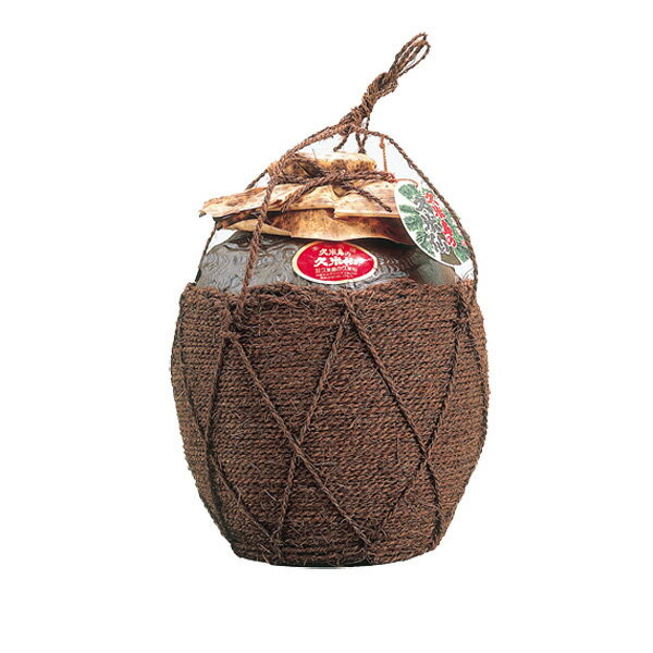 (送料無料) 久米島の久米仙 泡盛 棕梠巻 43度 古酒 5.4L(5400ml/3斗)(取寄7~10日かかる場合がございます) お酒/贈り物/喜ぶ