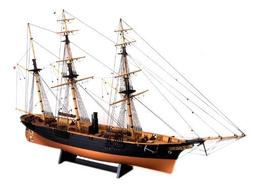 船舶模型 帆船模型 船模型 Woody JOE 【 1/75 咸臨丸 (帆なし) 】 模型 木工模型 工作 木製模型 キット 木製工作キット 趣味 製作 リアル 忠実 再現模型 再現 夏休み 盆休み 冬休み 船 帆船 船舶 ふね ウッディジョー ウッディージョー
