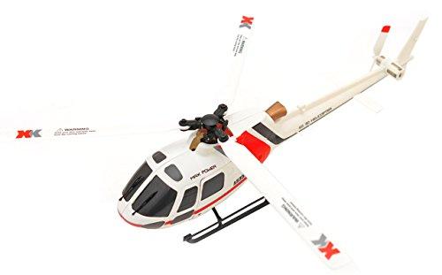 XK AS350 K123 RTFキット K123