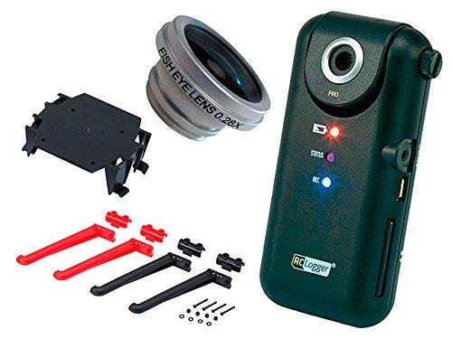アップグレードPROカメラ 魚眼レンズ付セット H105RCF