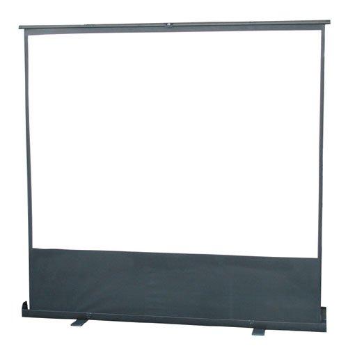 フロアスクリーン 100インチ(4:3)/持ち運び可能/大画面/100インチ/自立型/WJ-SGS41001