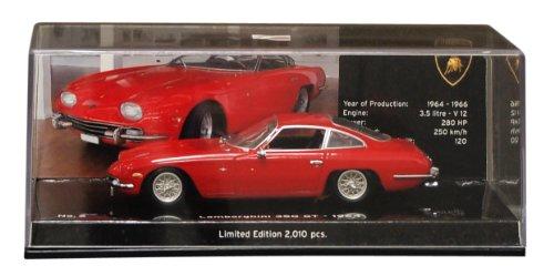 PMA1/43 ランボルギーニ 350GT 1964 レッド 【 ミニカー 1/43 ランボルギーニ 】 おもちゃ ホビー 趣味 コレクション