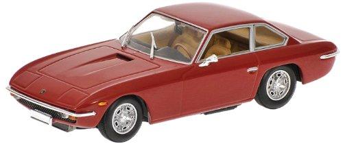 Minichamps 1/43 ランボルギーニ イスレロ 1968 (レッド) 【 ミニカー 1/43 ランボルギーニ 】 おもちゃ ホビー 趣味 コレクション