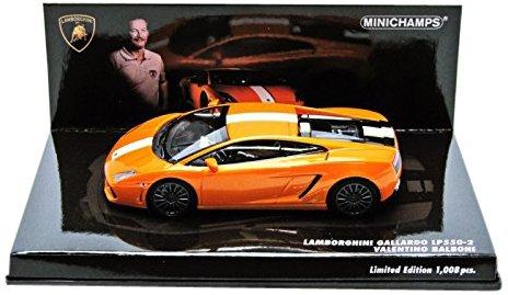Minichamps 1/43 ランボルギーニガヤルドLP550-2 オレンジ 2009 バレンティー 【 ミニカー 1/43 ランボルギーニ 】 おもちゃ ホビー 趣味 コレクション
