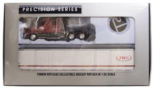 Tonkin Replicas 1/53 Kenworth T700 Van Trailer JBS