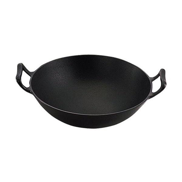 池永鉄工 新中華鍋 33cm / 日本製の中華鍋。