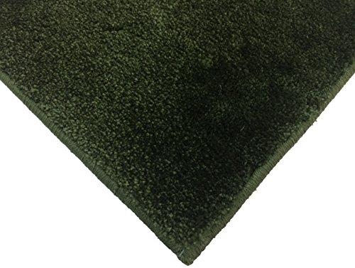 スミノエ 防炎 消臭 スミトロンニューサキソニー ラグ 140×200cm グリーン