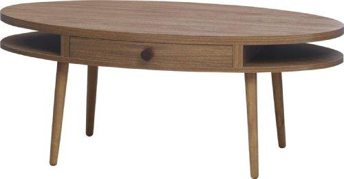 アルムオーバルテーブル ALM-12WAL