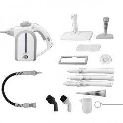 アイリスオーヤマ スチームクリーナー ホワイト STP-102 / 日用品雑貨 掃除用具