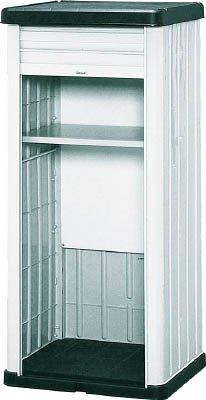 アイリスオーヤマ ホームロッカー HL-1300STVブラック/グレー / ガーデン DIY エクステリア ガーデンファニチャー