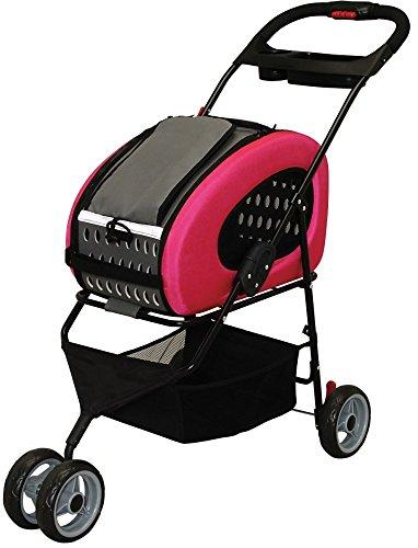 アイリスオーヤマ 4WAYペットカート FPC-920 ピンク / ペット ペットグッズ 犬用品 キャリーバッグ