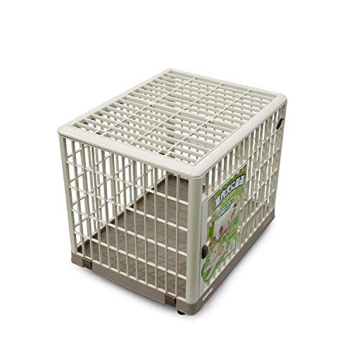 アイリスオーヤマ プラケージ ベージュ 660 / ペット ペットグッズ 犬用品 ケージ