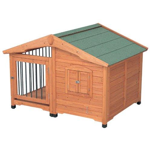 アイリスオーヤマ サークル犬舎 CL-1400 ブラウン / ペット ペットグッズ 犬用品 ハウス 犬小屋 大型犬用 屋外用