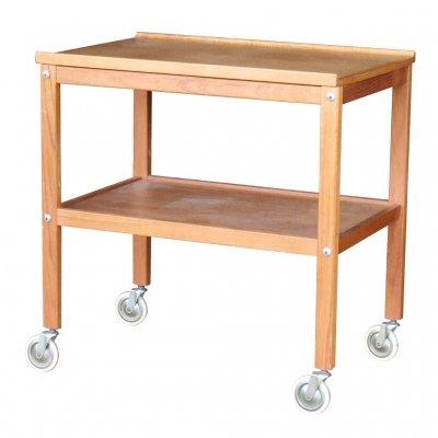 【スパイス】teak serving cart/TBL-END-1018/4947849940349