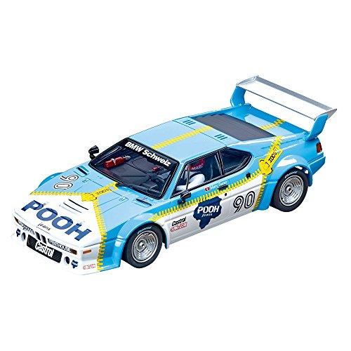 【CARRERAスロットカー】D132 BMW M1 プロカー No.90 ノリスリンク/20030830/4007486308305【京商ダイキャスト】