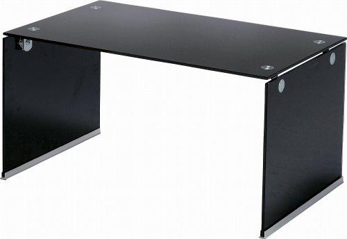 【 ガラステーブル (PT-28BK) L1 *0154 】 PT-28BK / 4985155109715 / 東谷