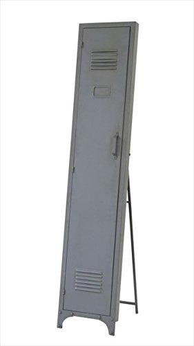 【 ロッカーミラー (TSM-16GY) 】 TSM-16GY / 4985155182251 / 東谷